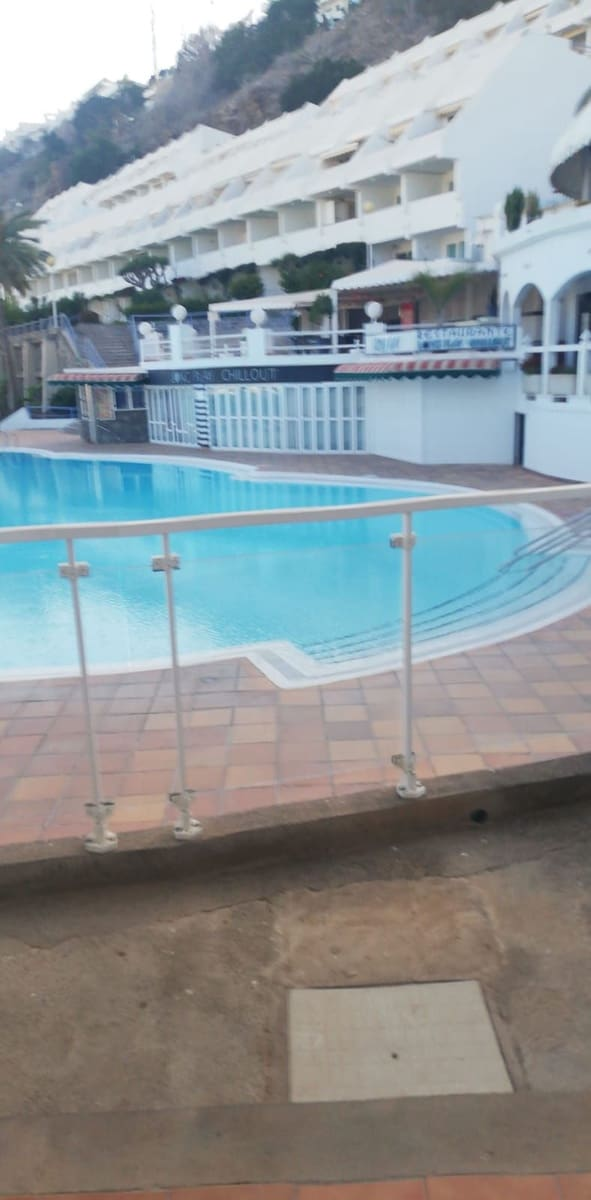 1 soveværelse Studio til leje i Puerto Rico med swimmingpool - € 600 (Ref: 5649320)