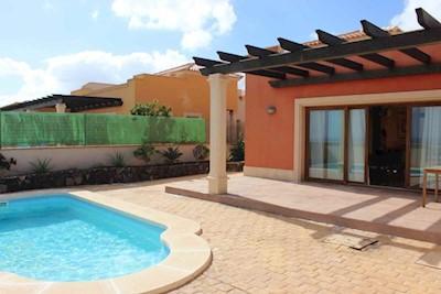4 Zimmer Villa Zu Verkaufen In Caleta De Fuste Mit Pool   300.000 U20ac (Ref ...