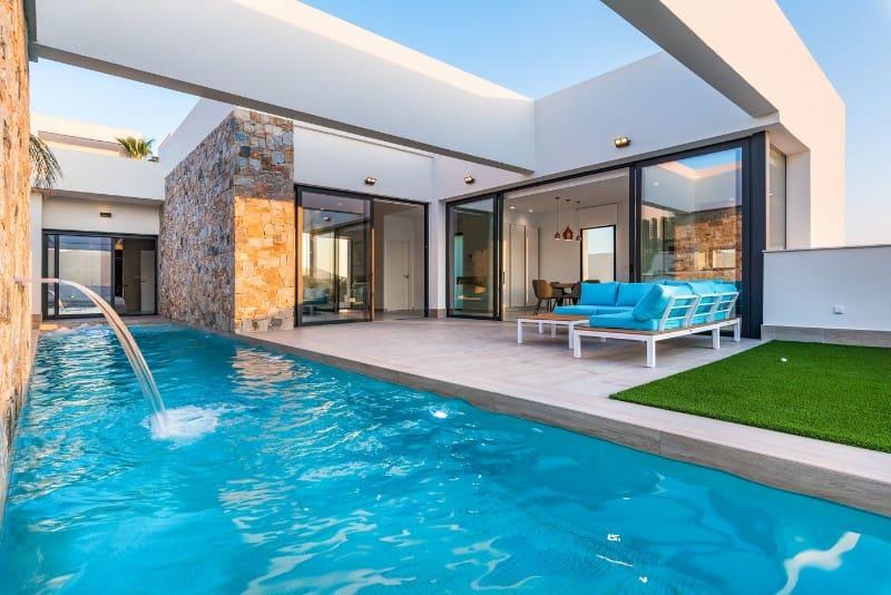 Chalet de 3 habitaciones en Benijófar en venta con piscina - 549.900 € (Ref: 3492743)