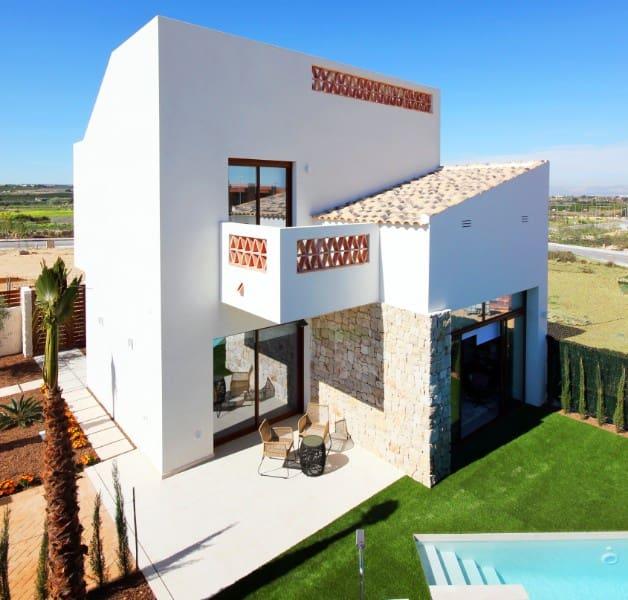 Chalet de 3 habitaciones en Benijófar en venta con piscina - 239.900 € (Ref: 3610613)