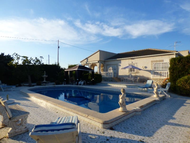 5 bedroom Finca/Country House for sale in Elche / Elx with pool garage - € 360,000 (Ref: 3670135)
