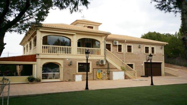 4 sovrum Villa till salu i Los Valientes med pool garage - 585 000 € (Ref: 4918936)
