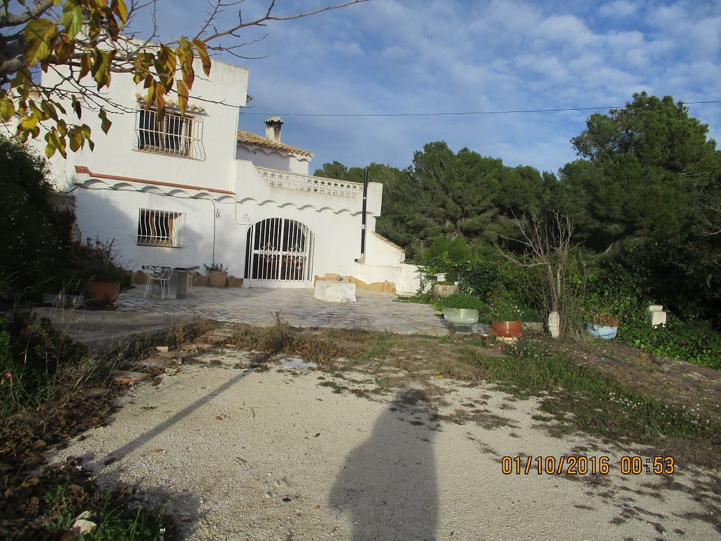 3 bedroom Finca/Country House for sale in Teulada with pool - € 275,000 (Ref: 4373358)