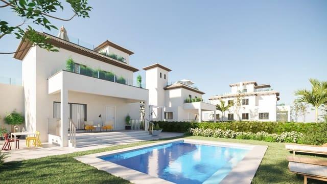 4 quarto Moradia Geminada para venda em Elche / Elx com piscina garagem - 510 000 € (Ref: 6000041)