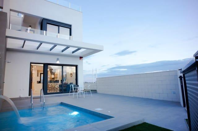 3 soveværelse Semi-Rækkehus til salg i Orihuela med swimmingpool garage - € 216.000 (Ref: 6000136)