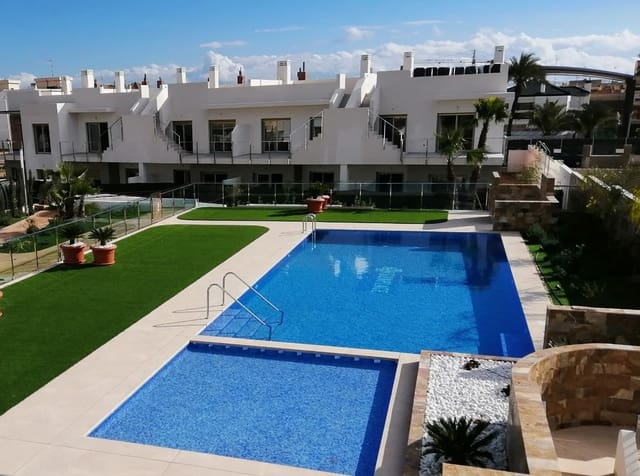 2 soveværelse Bungalow til salg i Pilar de la Horadada med swimmingpool garage - € 131.000 (Ref: 6000257)