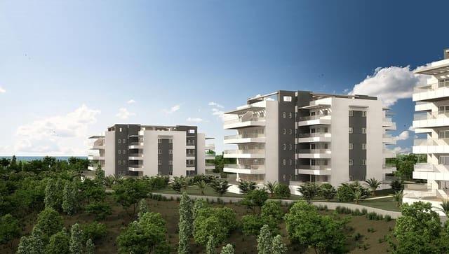 2 makuuhuone Ranta-asunto myytävänä paikassa Orihuela mukana uima-altaan  autotalli - 158 000 € (Ref: 6000289)