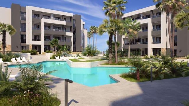 2 soveværelse Strandlejlighed til salg i Orihuela med swimmingpool garage - € 163.970 (Ref: 6015879)