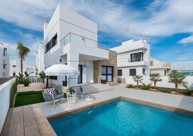 3 soveværelse Villa til salg i Los Alcazares med swimmingpool garage - € 383.000 (Ref: 6065509)