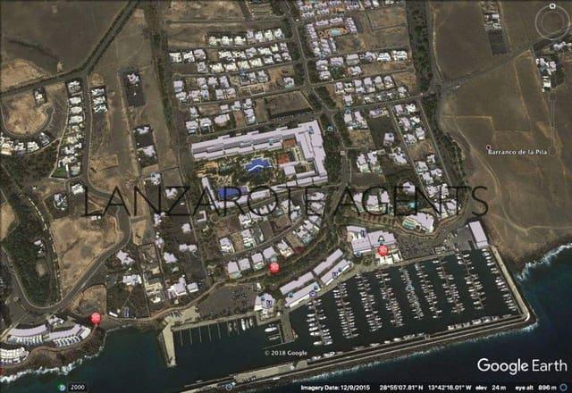 Ubebygd land til salgs i Puerto Calero - € 230 000 (Ref: 5548656)