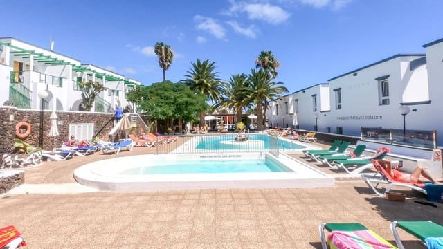 1 quarto Apartamento para venda em Puerto del Carmen com piscina - 85 000 € (Ref: 5983719)
