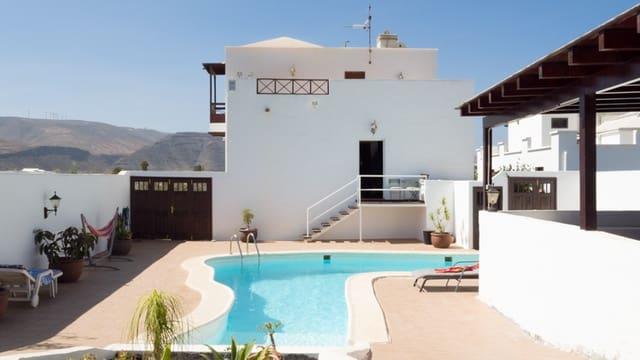 3 soveværelse Villa til salg i Guatiza med swimmingpool - € 425.000 (Ref: 6126871)