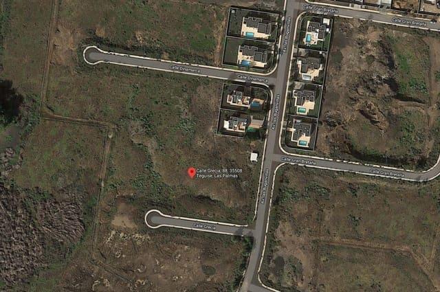Grunde uden byggetilladelser til salg i Costa Teguise - € 150.000 (Ref: 6348318)