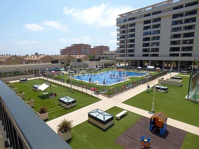 Piso de 2 habitaciones en Alboraya / Alboraia en alquiler con piscina - 800 € (Ref: 3909982)