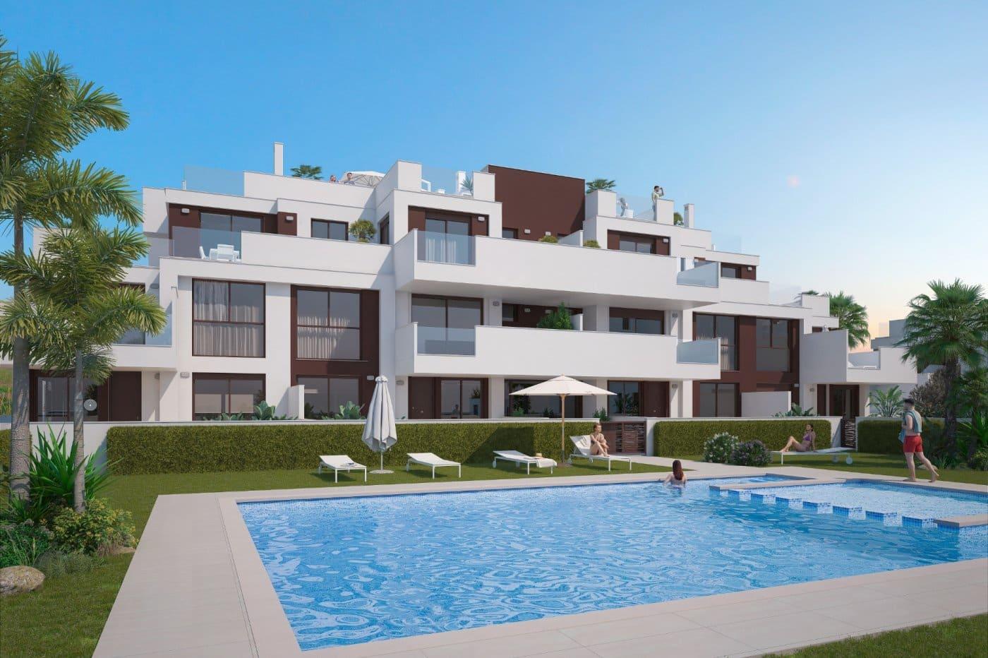 Apartamento de 2 habitaciones en Pilar de la Horadada en venta con piscina garaje - 185.900 € (Ref: 4979393)