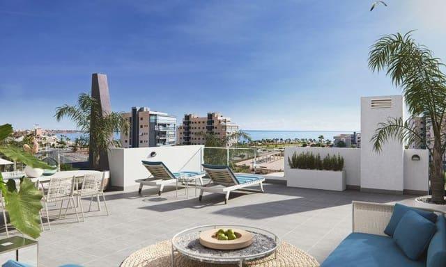 2 sypialnia Penthouse na sprzedaż w Mil Palmeras z basenem - 244 900 € (Ref: 6234971)
