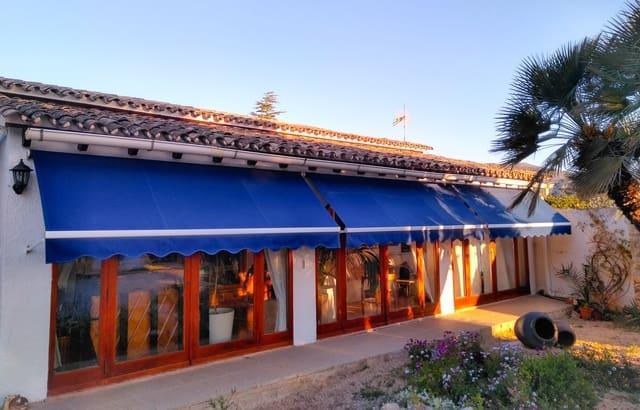 4 chambre Finca/Maison de Campagne à vendre à Jalon / Xalo - 320 000 € (Ref: 4954241)