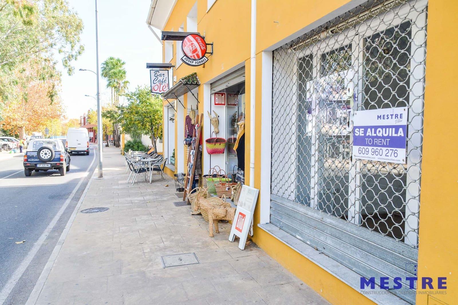 Bedrijf te huur in Jalon / Xalo - € 630 (Ref: 4958868)