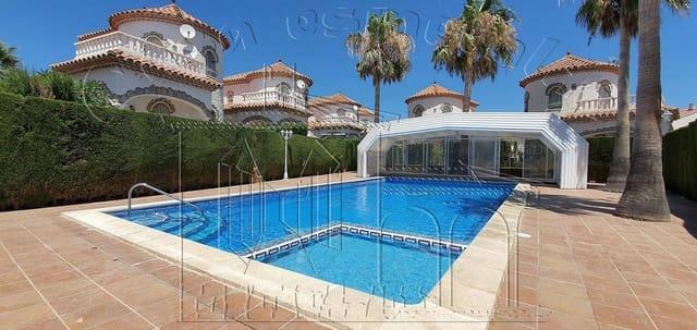 3 Zimmer Doppelhaus zu verkaufen in Miami Playa / Miami Platja mit Pool - 180.000 € (Ref: 5515567)