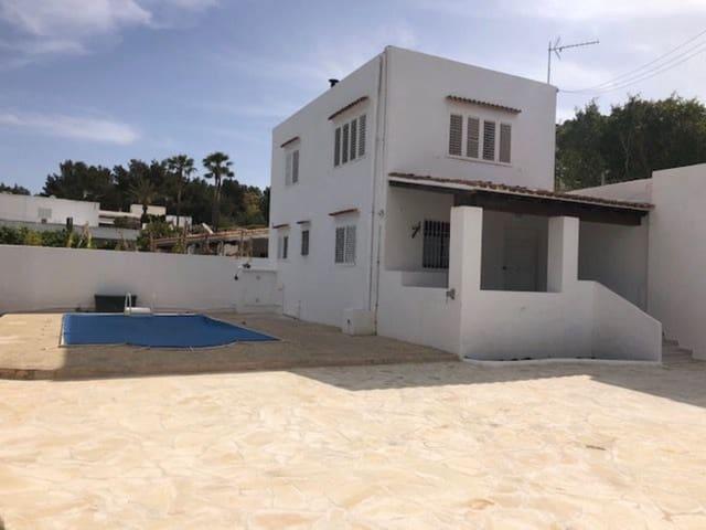 3 sypialnia Dom do wynajęcia w Santa Eulalia / Santa Eularia z basenem garażem - 2 200 € (Ref: 5991185)