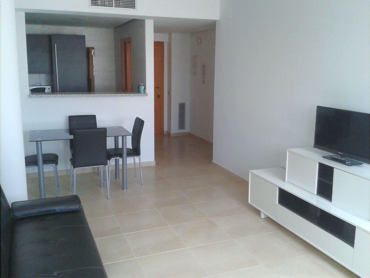 Apartamento de 2 habitaciones en San Rafael del Rio / Sant Rafael del Riu en venta - 85.000 € (Ref: 5016076)