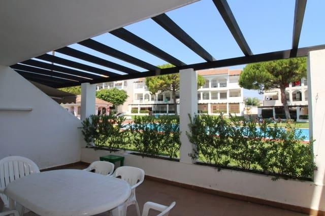 Apartamento de 2 habitaciones en Vinaròs en alquiler vacacional con piscina - 650 € (Ref: 5331107)