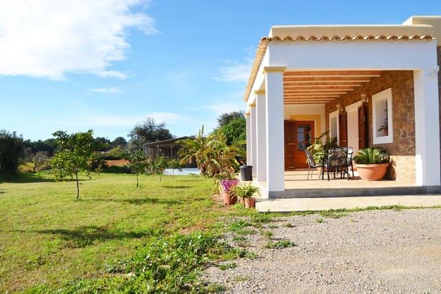 2 slaapkamer Rijtjeshuis te huur in Santa Gertrudis de Fruitera - € 1.800 (Ref: 5969112)