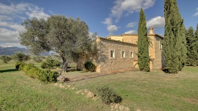 3 bedroom Finca/Country House for sale in Moscari with garage - € 530,000 (Ref: 5005607)