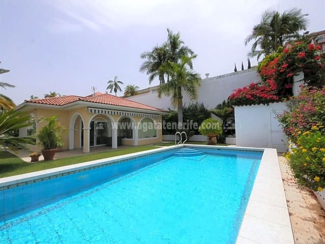 2 chambre Villa/Maison à vendre à Santa Ursula avec piscine - 540 000 € (Ref: 5583753)