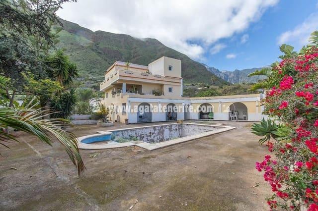 Chalet de 9 habitaciones en Güímar en venta con piscina - 399.000 € (Ref: 5923083)