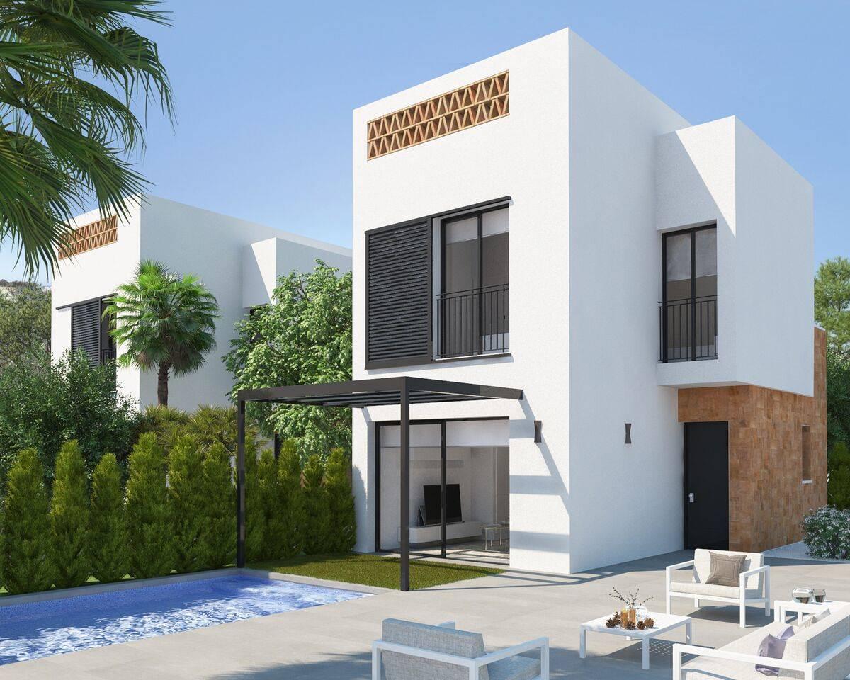 Chalet de 2 habitaciones en Benijófar en venta con piscina - 179.900 € (Ref: 3861071)