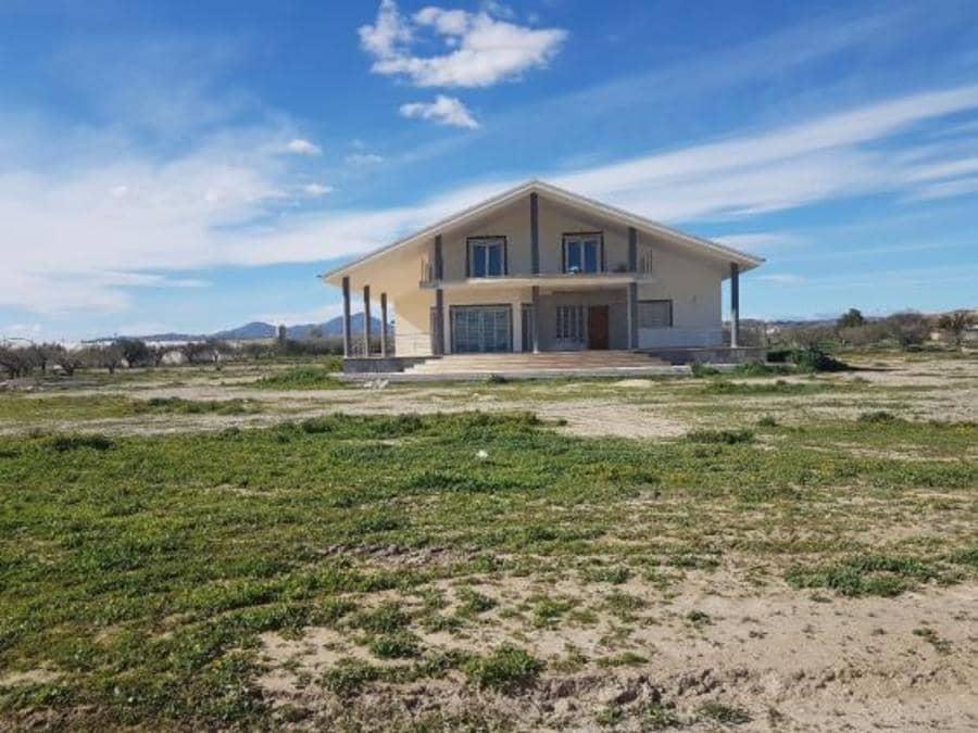 5 chambre Villa/Maison Semi-Mitoyenne à vendre à Puerto Lumbreras avec piscine - 340 000 € (Ref: 4335477)