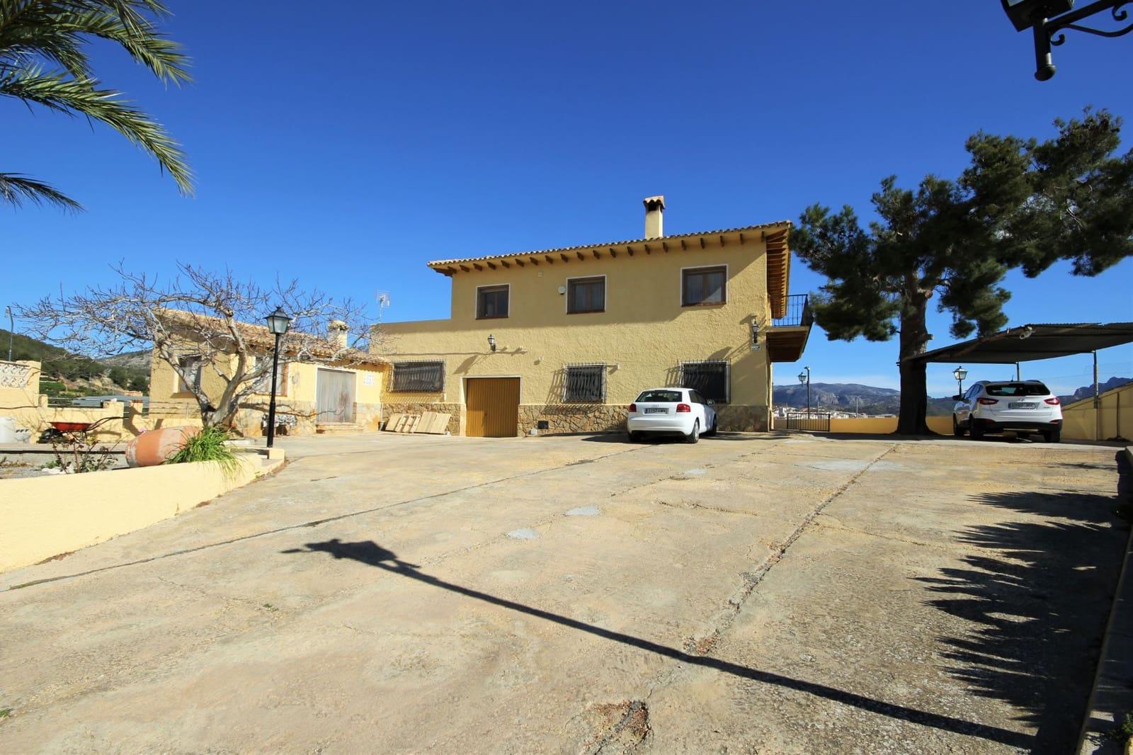 Chalet de 6 habitaciones en Polop en venta - 480.000 € (Ref: 4990093)