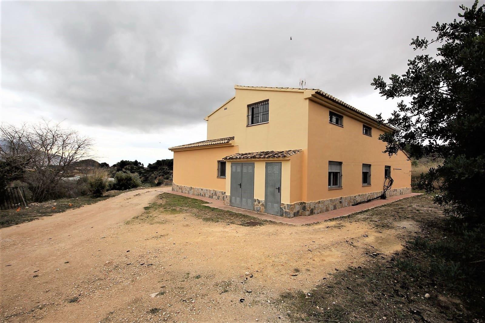 Chalet de 5 habitaciones en Polop en venta - 368.000 € (Ref: 4990101)