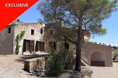 3 bedroom Finca/Country House for sale in Los Rosildos - € 160,000 (Ref: 4022496)
