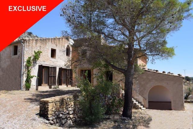 3 chambre Finca/Maison de Campagne à vendre à Los Rosildos - 160 000 € (Ref: 4022496)