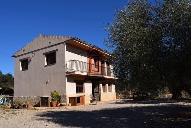 3 sovrum Finca/Hus på landet till salu i Atzeneta del Maestrat - 160 000 € (Ref: 4431292)