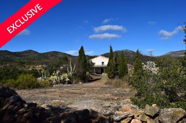 Finca/Hus på landet till salu i La Serra d en Garceran - 35 000 € (Ref: 5751263)