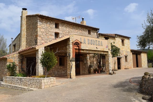5 sypialnia Pensjonat na sprzedaż w Atzeneta del Maestrat - 200 000 € (Ref: 5995164)