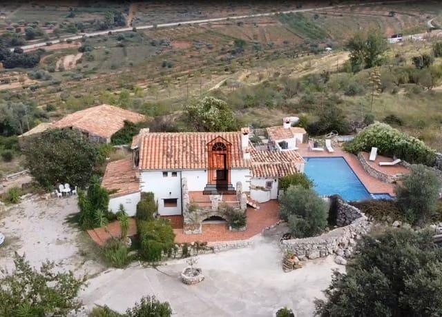 4 soveværelse Guesthouse/B & B til salg i Vilar de Canes - € 300.000 (Ref: 6290621)