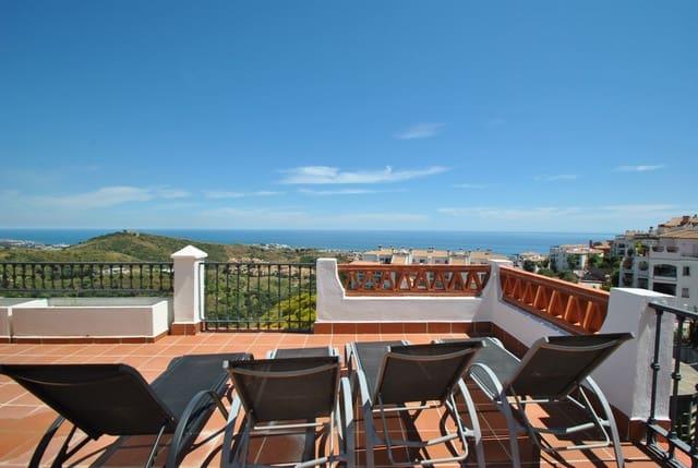 2 camera da letto Attico da affitare come casa vacanza in Calahonda con piscina garage - 380 € (Rif: 5301307)
