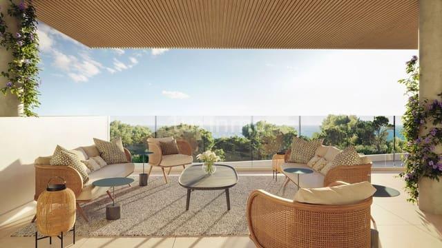 3 soveværelse Penthouse til salg i Es Mercadal med swimmingpool - € 750.000 (Ref: 5013439)