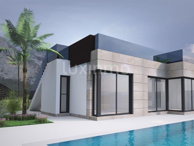 Chalet de 3 habitaciones en Polop en venta con piscina - 346.100 € (Ref: 5013534)