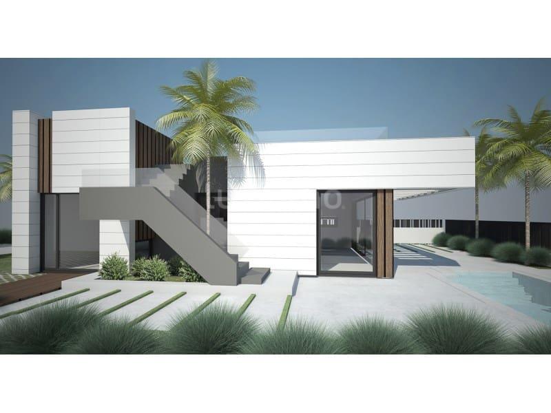 Chalet de 3 habitaciones en Polop en venta con piscina - 357.200 € (Ref: 5013535)