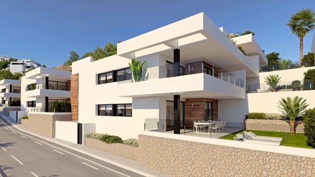 2 Zimmer Penthouse zu verkaufen in Benitachell / Benitatxell mit Pool - 329.000 € (Ref: 5013585)