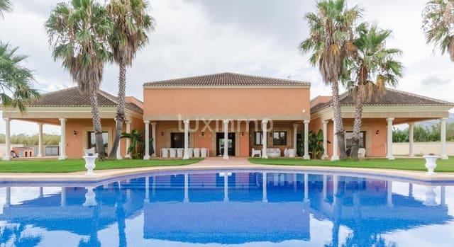 5 soverom Villa til leie i Denia med svømmebasseng - € 7 900 (Ref: 5466260)
