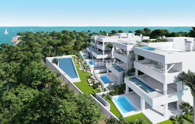 4 soverom Penthouse til salgs i Santa Eulalia / Santa Eularia med svømmebasseng - € 1 400 000 (Ref: 5477091)