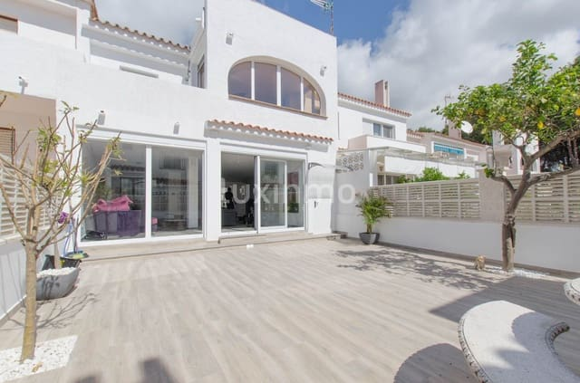 3 chambre Villa/Maison Mitoyenne à vendre à Calpe / Calp avec piscine - 299 000 € (Ref: 5579235)