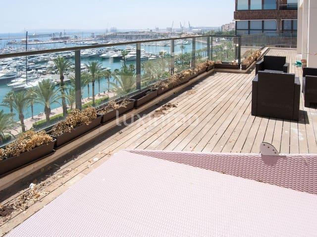 3 sovrum Takvåning att hyra i Alicante stad - 2 500 € (Ref: 5649477)