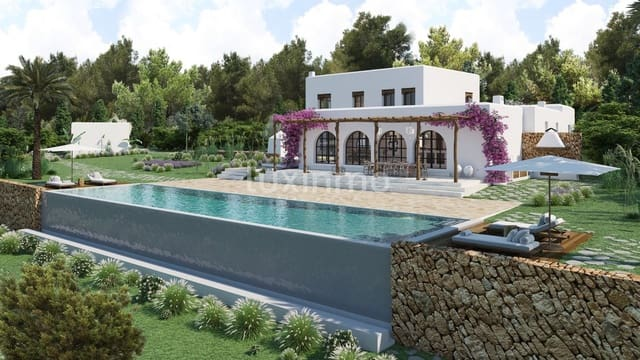 5 sovrum Villa till salu i Sant Joan de Labritja med pool - 6 000 000 € (Ref: 5649487)